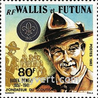 n.o 290 -  Sello Wallis y Futuna Correos