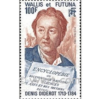 n.o 319 -  Sello Wallis y Futuna Correos