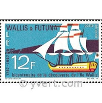 n.o 31 -  Sello Wallis y Futuna Correo aéreo