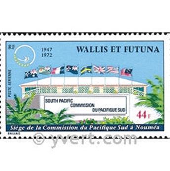 n° 41  -  Selo Wallis e Futuna Correio aéreo