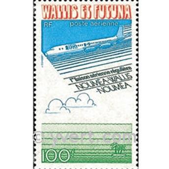 n° 62 -  Timbre Wallis et Futuna Poste aérienne