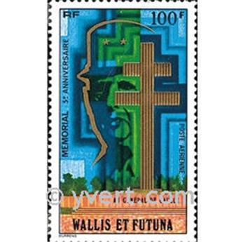 n° 74 -  Timbre Wallis et Futuna Poste aérienne
