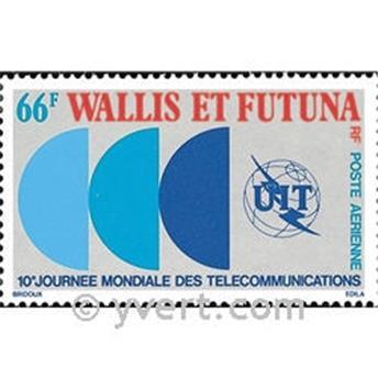 n° 84 -  Timbre Wallis et Futuna Poste aérienne