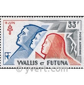 n° 96 -  Timbre Wallis et Futuna Poste aérienne