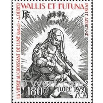 n° 100 -  Timbre Wallis et Futuna Poste aérienne