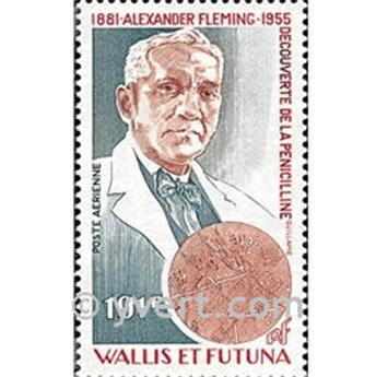 n° 105 -  Timbre Wallis et Futuna Poste aérienne