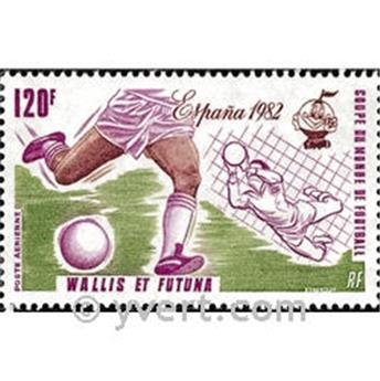 n° 116 -  Timbre Wallis et Futuna Poste aérienne