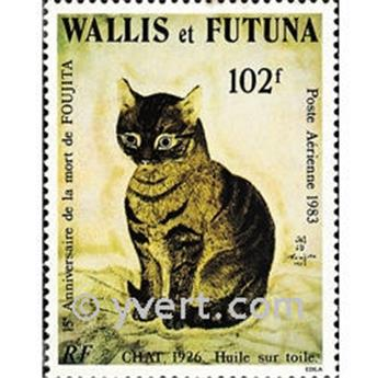 n° 125 -  Timbre Wallis et Futuna Poste aérienne