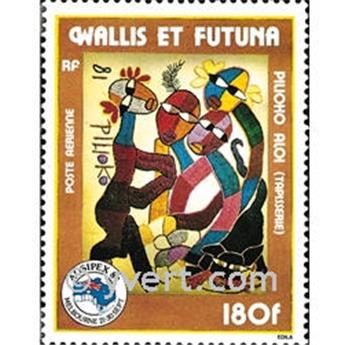 n° 139 -  Timbre Wallis et Futuna Poste aérienne