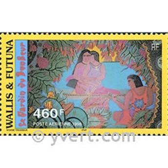 n° 206 -  Timbre Wallis et Futuna Poste aérienne