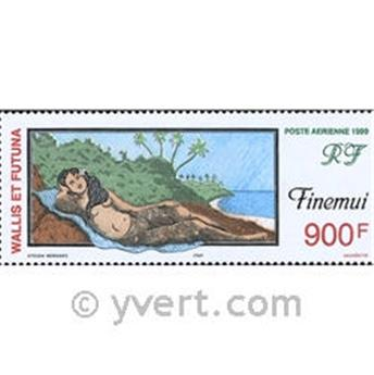 n° 213 -  Timbre Wallis et Futuna Poste aérienne