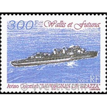 n° 15 -  Selo Wallis e Futuna Blocos e folhinhas