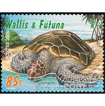 n° 20 -  Timbre Wallis et Futuna Bloc et feuillets