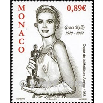 n° 2707 -  Selo Mónaco Correios