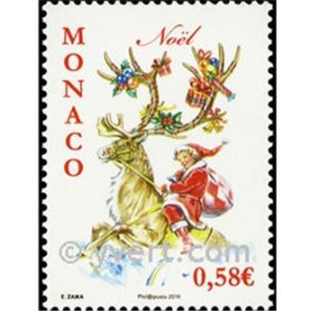 n° 2755 -  Timbre Monaco Poste