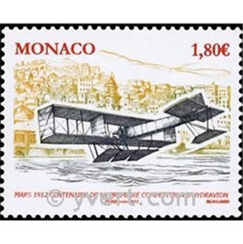 n° 2822 -  Timbre Monaco Poste