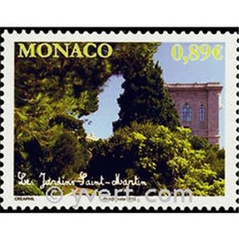 n° 2809 -  Timbre Monaco Poste
