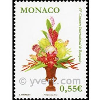 n° 2811 -  Timbre Monaco Poste