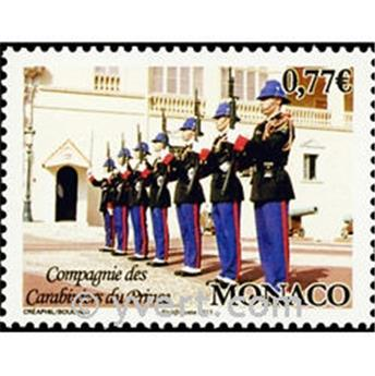 n° 2791 -  Selo Mónaco Correios