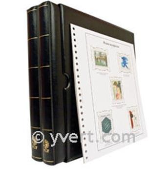 2 álbumes SUPRA + Juegos de hojas SC Museo imaginario 1961-2014