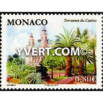 nr. 2865 -  Stamp Monaco Mail