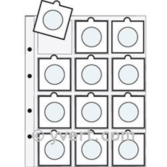 Recargas ´CARAVELLE/GALION´: 12 cavidades alvéolos Hartberger®