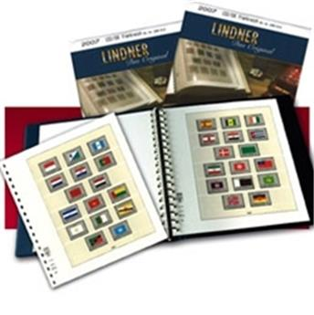 FRANCE SMALL SOUVENIR SHEETS LINDNER-T : 2012