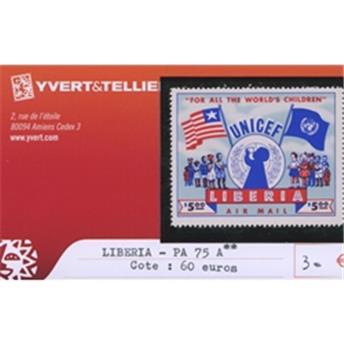 LIBERIA - PA75A**